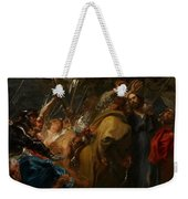 The Betrayal Of Christ Weekender Tote Bag by Anthony Van Dyck