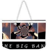 The Big Bang - Creation Of The Universe Weekender Tote Bag