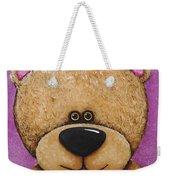 The Big Bear Weekender Tote Bag