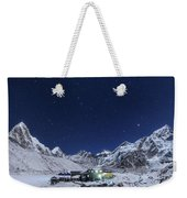 The Big Dipper Rise Above The Himalayas Weekender Tote Bag