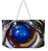 The Big Eye Weekender Tote Bag