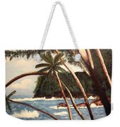 The Big Island Weekender Tote Bag