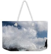 The Big Splash Weekender Tote Bag