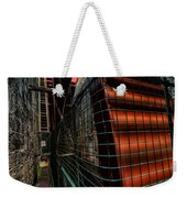 The Big Wheel Weekender Tote Bag