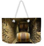 The Biltmore Estate Wine Barrels Weekender Tote Bag