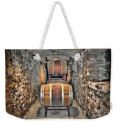 The Biltmore Estate Wine Barrels Weekender Tote Bag