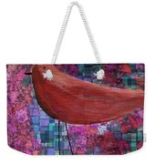 The Bird - 23a01a Weekender Tote Bag