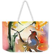 The Bird And The Flower 01 Weekender Tote Bag