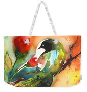 The Bird And The Flower 03 Weekender Tote Bag