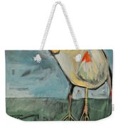 The Bird Is The Word Is The Bird Weekender Tote Bag
