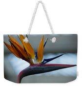 The Bird Of Paradise Weekender Tote Bag