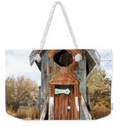 The Birdhouse Kingdom - Belted Kingfisher Weekender Tote Bag