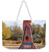 The Birdhouse Kingdom - Clark's Nutcracker Weekender Tote Bag