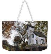 The Birdhouse Kingdom - Mountain Chickadee Weekender Tote Bag