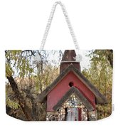 The Birdhouse Kingdom - The Cliff Swallow Weekender Tote Bag