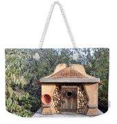 The Birdhouse Kingdom - The Evening Grosbeak Weekender Tote Bag