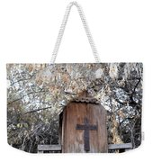 The Birdhouse Kingdom - The Olive-sided Flycatcher Weekender Tote Bag