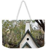 The Birdhouse Kingdom - The Pileated Woodpecker Weekender Tote Bag