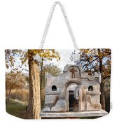 The Birdhouse Kingdom - The Purple Finch Weekender Tote Bag