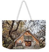The Birdhouse Kingdom - The Purple Martin Weekender Tote Bag