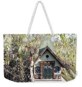 The Birdhouse Kingdom - The Western Tanager Weekender Tote Bag