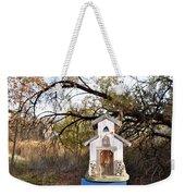 The Birdhouse Kingdom - Wilson's Warbler Weekender Tote Bag