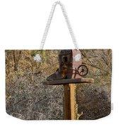The Birdhouse Kingdom - Cowbird Home Weekender Tote Bag