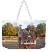 The Birdhouse Kingdom - The Barn Swallow Weekender Tote Bag