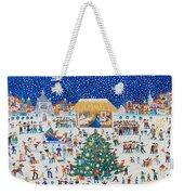 The Birth Of Christ Weekender Tote Bag