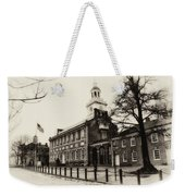 The Birthplace Of Freedom Weekender Tote Bag