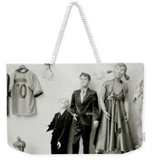 The Bizarre Life Weekender Tote Bag