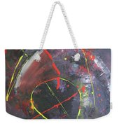 The Black Hole Weekender Tote Bag