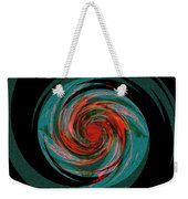 The Black Hole That Is The Big Skip Weekender Tote Bag
