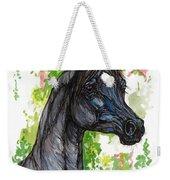 The Black Horse 1 Weekender Tote Bag