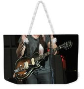 The Black Keys - Dan Auerbach Weekender Tote Bag