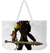 The Black Knight... Weekender Tote Bag