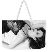 The Black Swan - Self Portrait Weekender Tote Bag