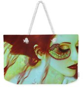 The Bleeding Dream - Self Portrait Weekender Tote Bag