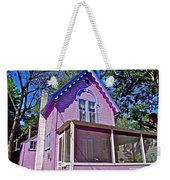 The Blessing In Asbury Grove In South Hamilton-massachusetts Weekender Tote Bag