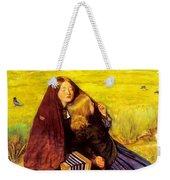 The Blind Girl Weekender Tote Bag