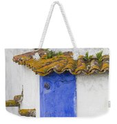 The Blue Corner In The White House Weekender Tote Bag