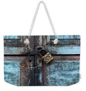 The Blue Door 2 Weekender Tote Bag