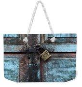 The Blue Door 2 Weekender Tote Bag
