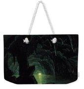 The Blue Grotto Weekender Tote Bag by Albert Bierstadt