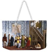 The Blue Mosque Weekender Tote Bag by Jean Leon Gerome