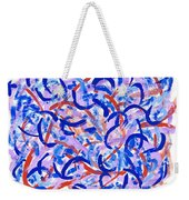 The Blueberry Patch Weekender Tote Bag