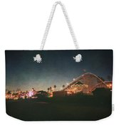 The Boardwalk Weekender Tote Bag by Laurie Search