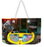 The Boat Bar Weekender Tote Bag