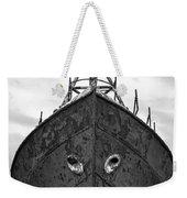 The Boat Weekender Tote Bag