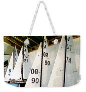 The Boat Shed Weekender Tote Bag